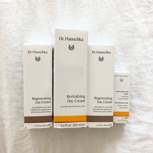 Dr. Hauschka revitalizing + regenerating day cream